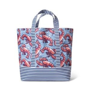 Vineyard Vines for Target Madras Whale Beach Tote